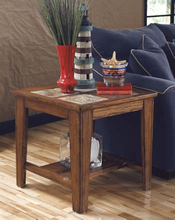 toscana chairside end table t353 0