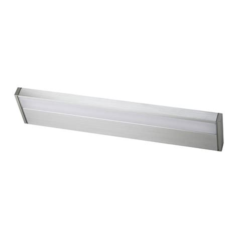 ikea bathroom light fixtures godmorgon led cabinet wall lighting ikea