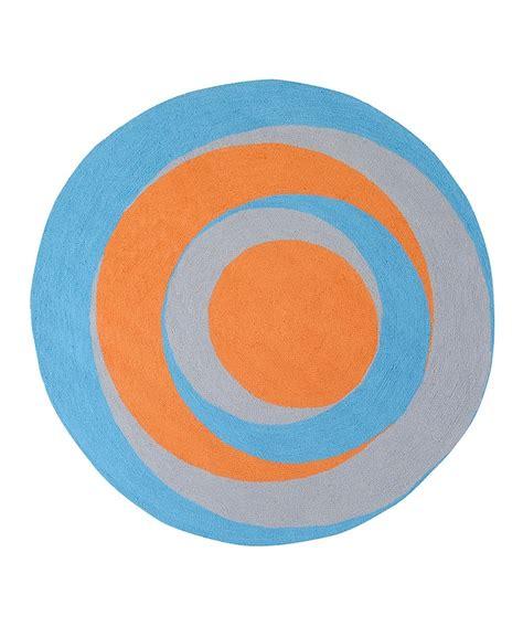 orange swirl rug blue orange swirl rug blue and orange