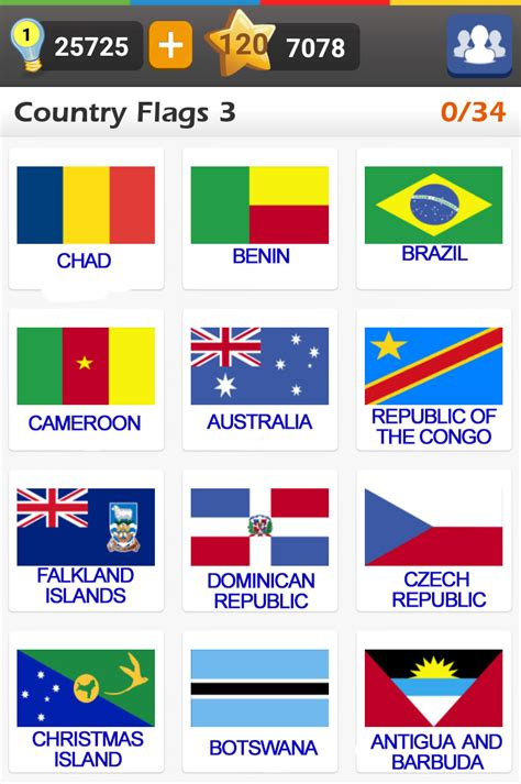 flags of the world game answers country flag logos images