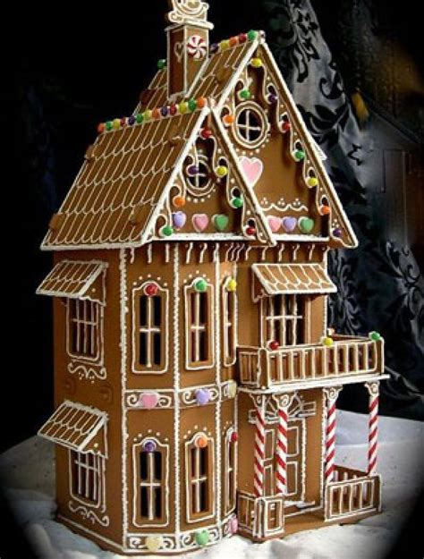 The Best Gingerbread Houses You Have Ever Seen Ginger Mansion Goodtoknow