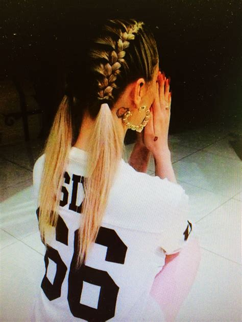 hairstyle for hip hop subculture style inked up trikot hairstyle hip hop