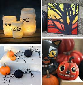 Halloween Decorations Craft Collection Homemade Halloween Crafts Pictures Cheap
