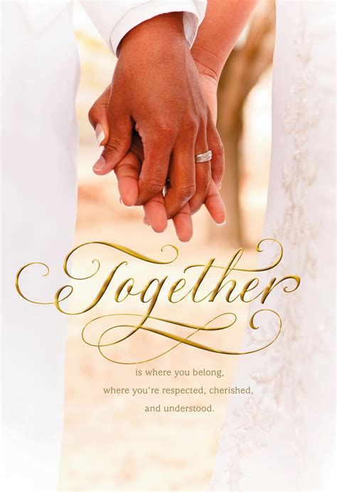 8 Cards To Send For A Wedding by Together Forever Wedding Congratulations Card Greeting
