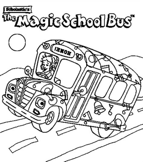 Magic School Coloring Page the magic school coloring pages bestofcoloring