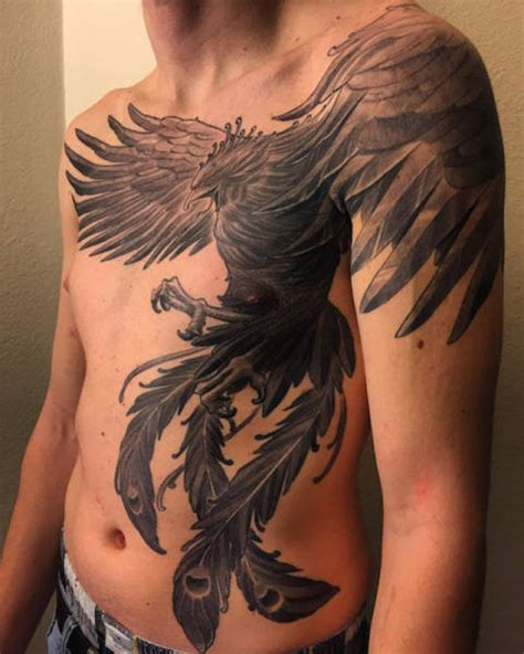 urban tattoo phoenix exles of what can truly be called the art of tattooing