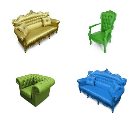 Plastic Garden Sofa by 11 Unusually Cool Modern Outdoor Furniture Designs