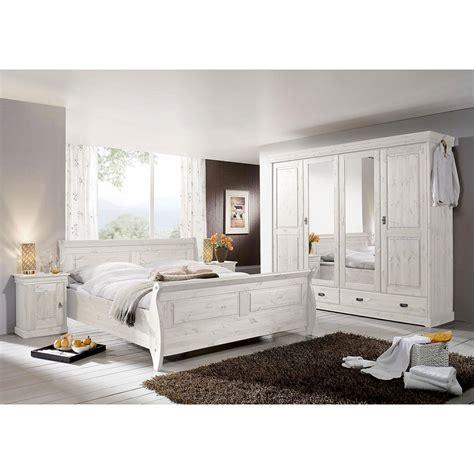 schlafzimmer komplett kiefer landhaus schlafzimmer roland ii kiefer massiv wei 223 lasiert