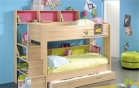 bedroom with 3 beds favorite bunk beds web furniture interiors