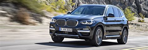 bmw x3 power 2018 bmw x3 gets significant power and tech boosts