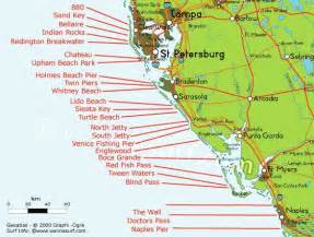 map of florida gulf coast cities pin by haleigh on relaxing fl