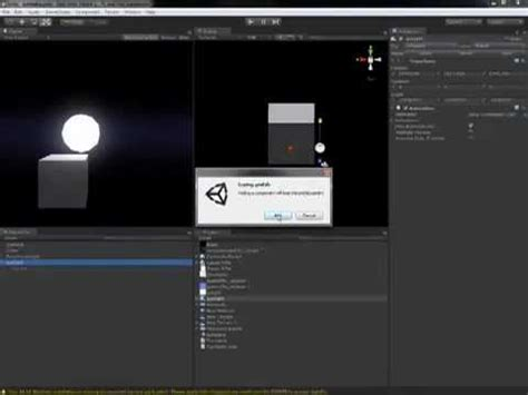 lighting tutorial in unity advanced lighting technique in unity 3d youtube