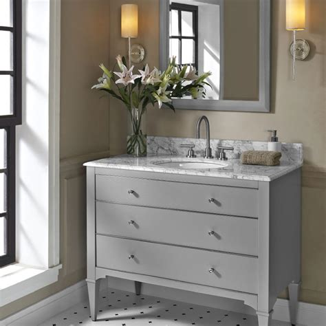 fairmont designs bathroom vanities bathroom vanities and radiant heating mediterranean tile