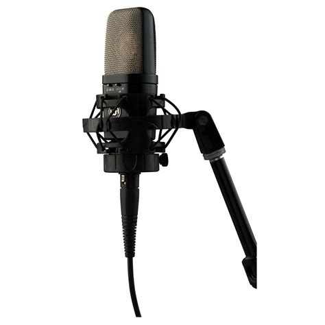 condenser microphone for screaming wa 14 large diaphragm studio condenser microphone at gear4music