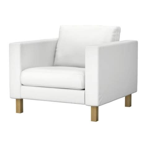 white armchair slipcover ikea karlstad armchair slipcover chair cover blekinge