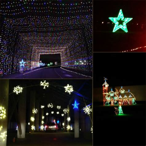 texas motor speedway christmas lights gift of lights and snow at motor speedway thrill of the chases