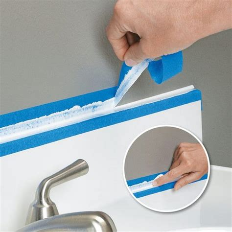 caulking tape for bathtub great caulking tips tricks hative