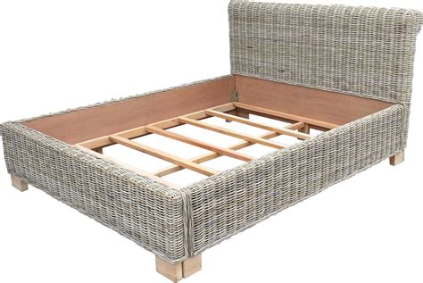 Home Decor Furniture Rattan Bed Home Fashions Indonesia