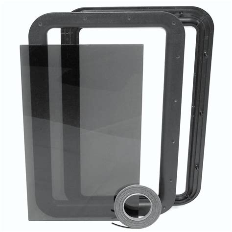 Window Kit For Door by Clear View Entry Door Window Kit Ross Rv Innovations
