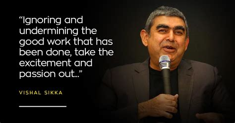 Resignation Letter Vishal Sikka Four Things About Vishal Sikka S Resignation Letter To The Infosys Board That Show He Really Is