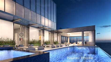 Small Bath Floor Plans the waiea penthouses in honolulu luxury condos in
