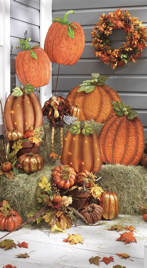 Fall And Thanksgiving Decorations - raz fall and thanksgiving decorations