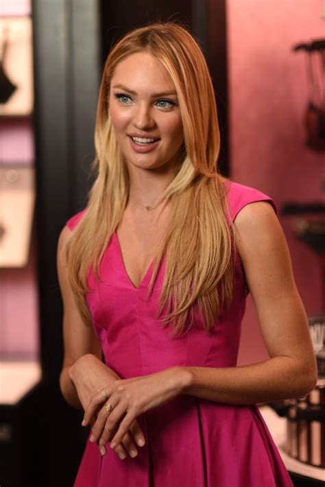 7 Gorgeous Valentines Day Gifts From Victorias Secret by Candice Swanepoel At S Secret Day In