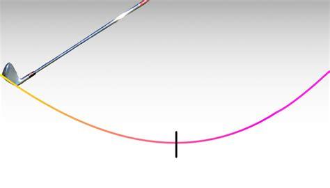 swing arc understanding the golf swing arc adam young golf