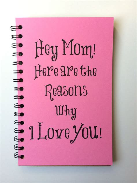 Mothers Day  Ee  Gift Ee   Notebook  Ee  Gift Ee   From Daughter  Ee  From Son Ee
