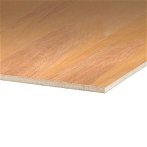 purebond 1 4 in x 4 ft x 8 ft birch domestic plywood
