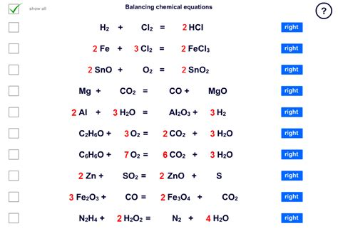 balancing chemical equations driverlayer search engine