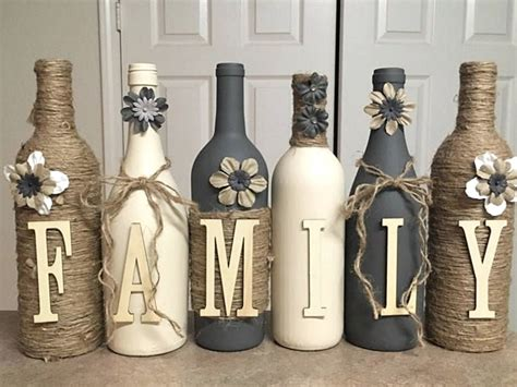 40 diy old wine bottle crafts to try