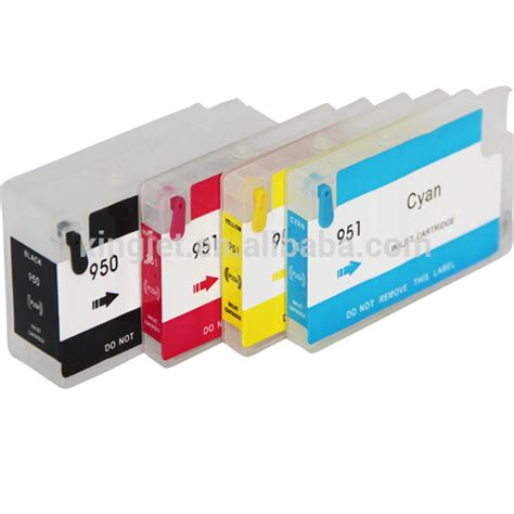 Hp 950 951 Refill Ink Cartridge Refill Ink Cartridges For Hp 950 951 For Hp Designjet 8100