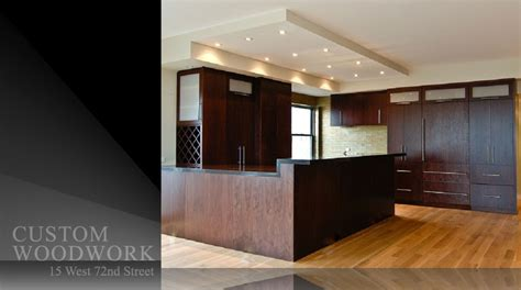New York Artistic Custom Woodworking Nyc