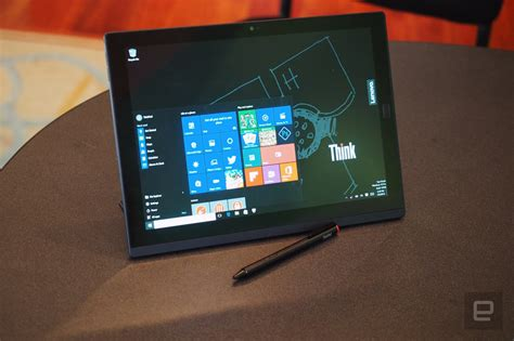 Tablet X1 lenovo s thinkpad x1 line adds oled and a surface rival