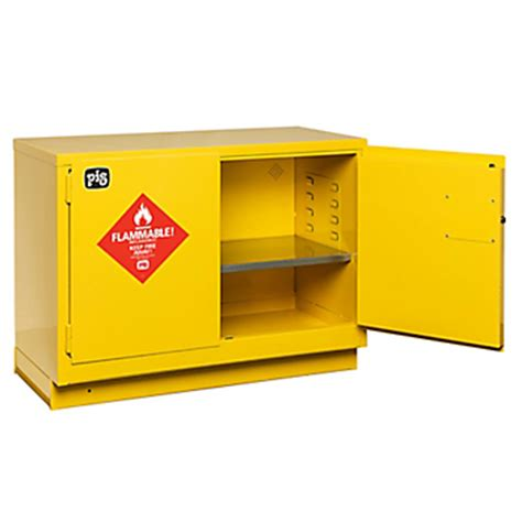 undercounter flammable storage cabinet pig undercounter flammable safety cabinet cab733 for 30