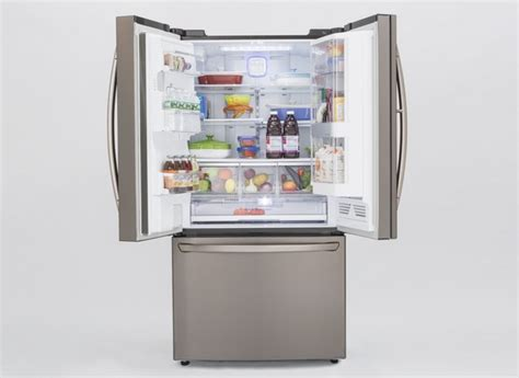 lg door refrigerator reviews consumer reports lg lfxc24796d refrigerator consumer reports