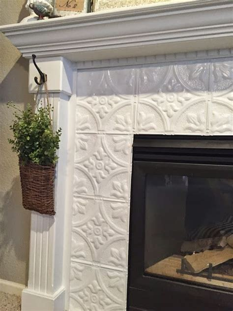 diy reface fireplace with tile 25 best ideas about fireplace refacing on