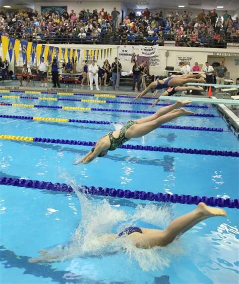 Section 9 Swimming And Diving Chionships This Weekend