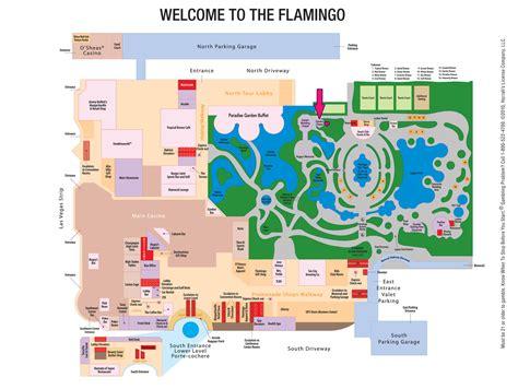 flamingo resort map flamingo map world map 07