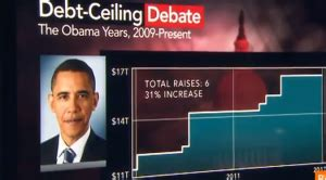 How Many Times Has Obama Raised The Debt Ceiling by Raised The Debt Ceiling The More Times Than Any