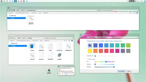 white theme for windows 10 aero white taskbar theme f 252 r windows 10 von zeusosx