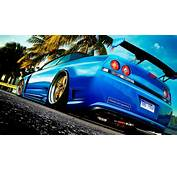 Nissan Skyline Wallpaper HD  WallpaperSafari