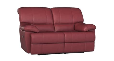 2 seater electric recliner sofa rimini 2 seater electric double recliner sofa