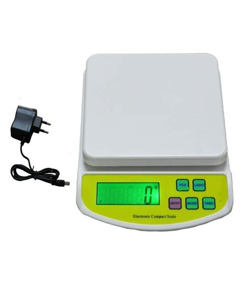 8 Tips For Buying Weight Scales by Digital Kitchen 10 Kg Weighing Scale With Adapter Buy