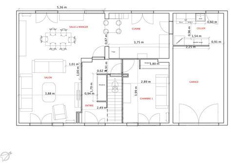 Plan Maison 120m2 Plain Pied 4349 by Plans De Maison 120m2