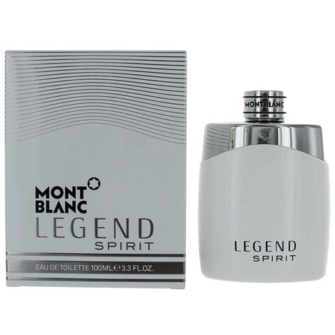 Harbolnas Parfum Original Mont Blanc Legend mont blanc legend spirit cologne by mont blanc 3 3 oz edt spray new ebay