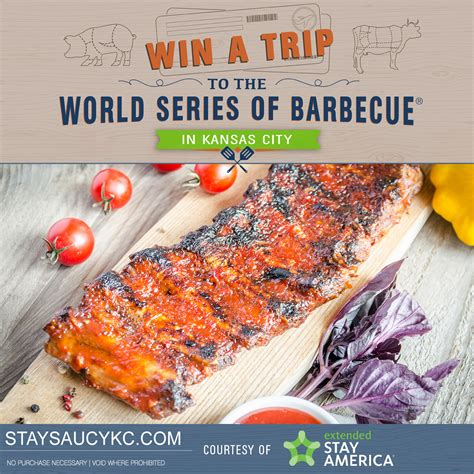 Kansas City Sweepstakes - extended stay america 174 celebrates kansas city with stay saucy kc