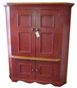 Corner Television Armoire Kate Furniture Winter Sale Corner Tv Armoire