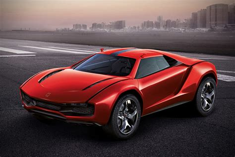 all car giugiaro parcour concept all terrain supercar mikeshouts